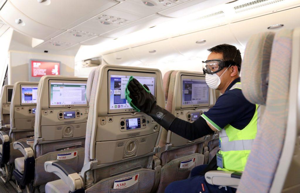 Emirates Safe Travel Barometer