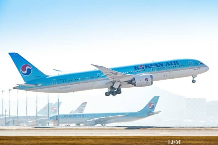 Korean Air Boeing 787-9