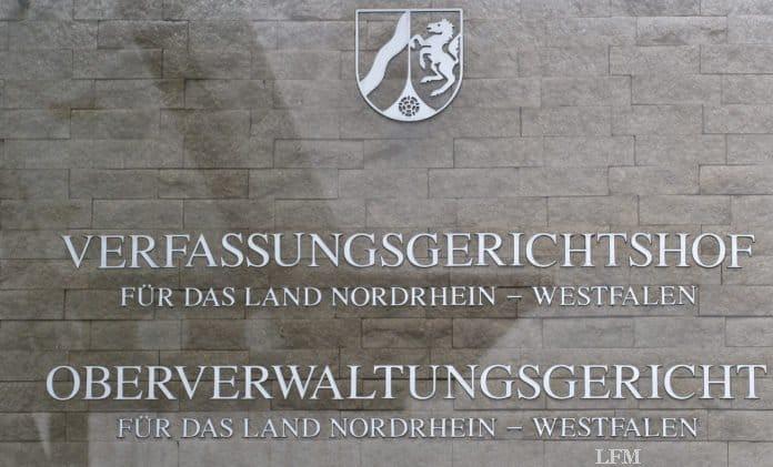Oberverwaltungsgericht für das Land Nordrhein-Westalen