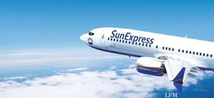 SunExpress Boeing 737