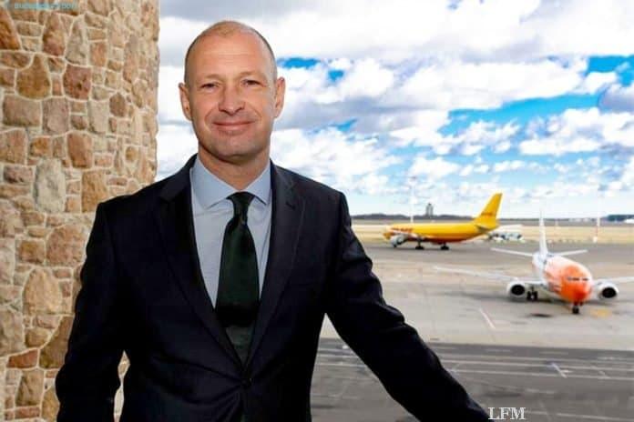 Jost Lammers, Präsident des Airport Council International (ACI)