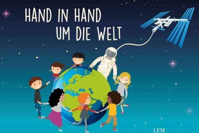 Malwettbewerb: DLR schickt Bilder auf die ISS
