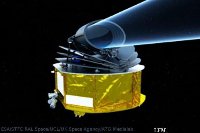 Weltraumteleskop Ariel mit soll Exoplaneten untersuchen