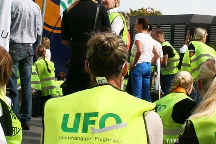 UFO und Lufthansa