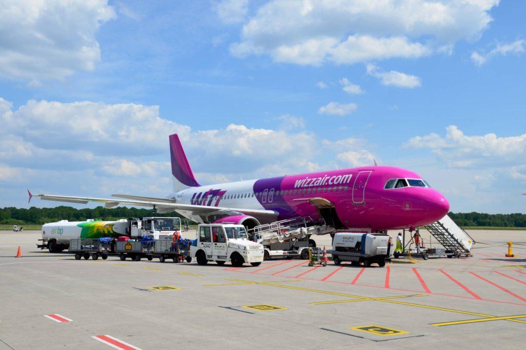 Wizz Air verbindet den Köln/Bonn Airport mit Cluj-Napoca (Rumänien)