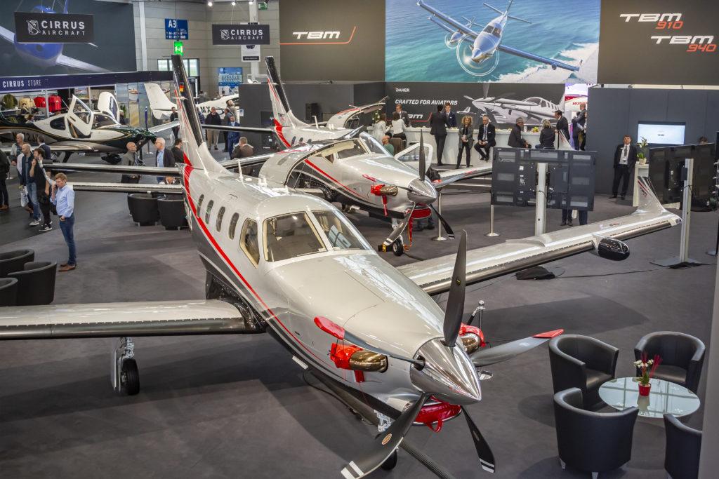 Rheinland Air Service auf der AERO 2019