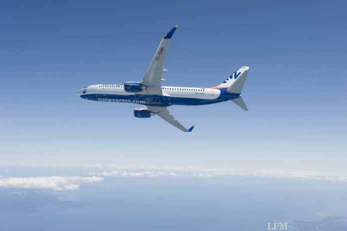 Boeing 737-800 von SunExpress (Foto: SunExpress)