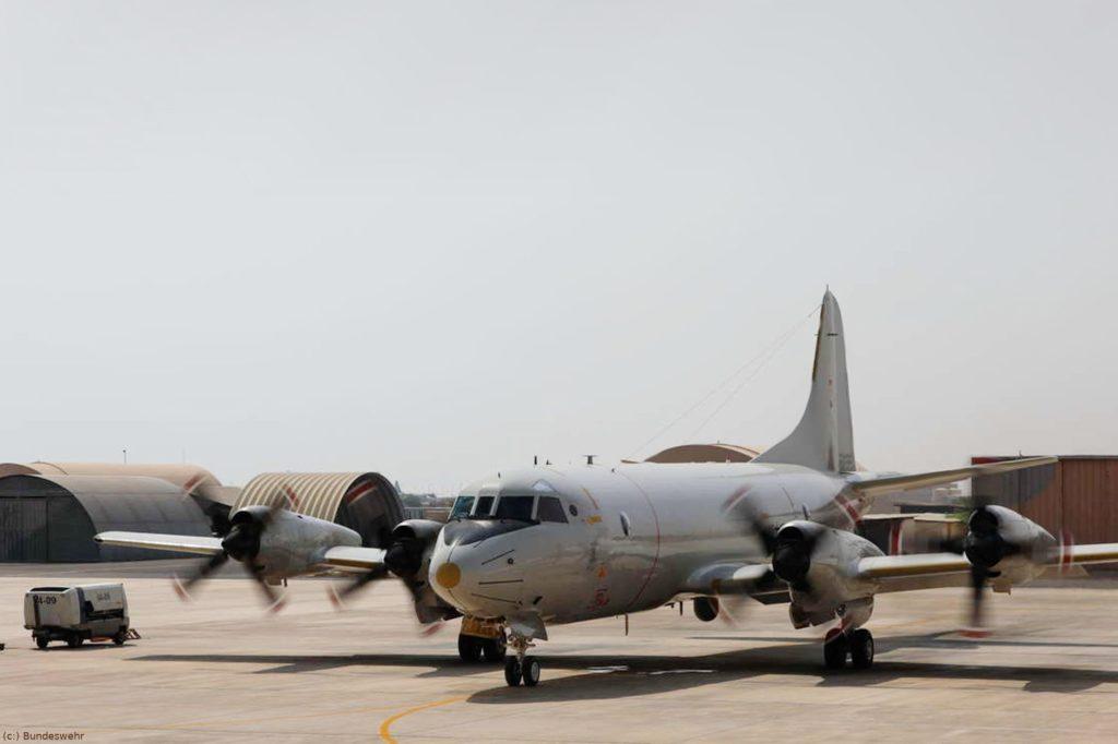Seeaufklärer P-3C Orion
