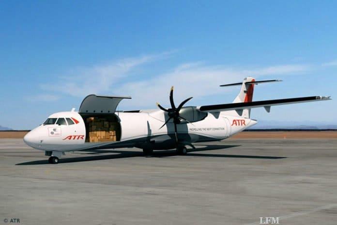 Neue ATR 42/72 fliegt mit mehr Technik von Liebherr