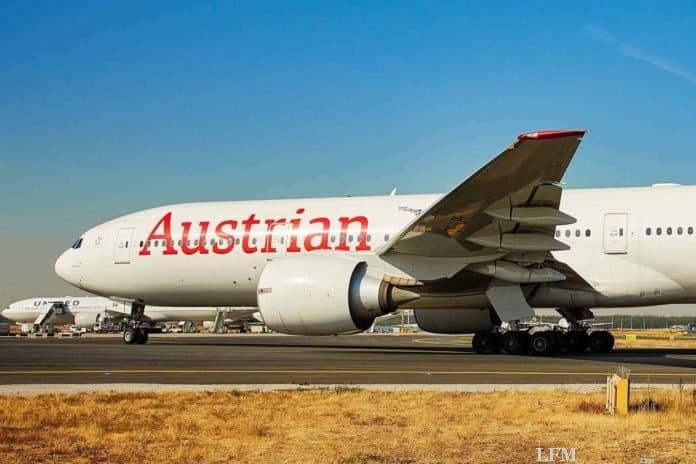 Austrian Airlines legt Unternehmensbereiche usammen