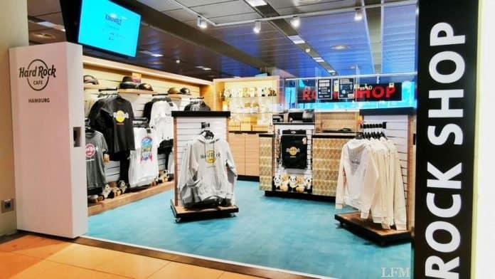 Hard Rock Cafe am Hamburg Airport