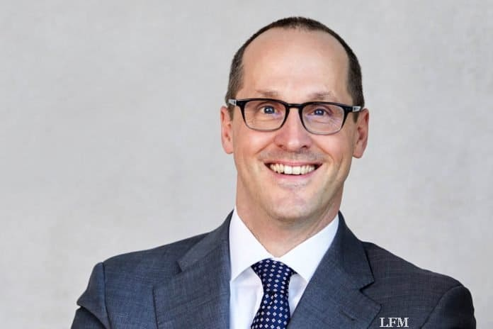 Dr. Stefan Kreuzpaintner, Vertriebschef der Lufthansa Group