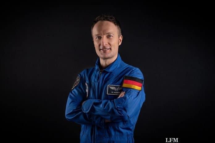 Matthias Maurer wird zur ISS fliegen
