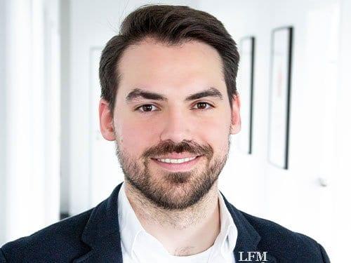 Daniel Flohr, UFO-Vorstand