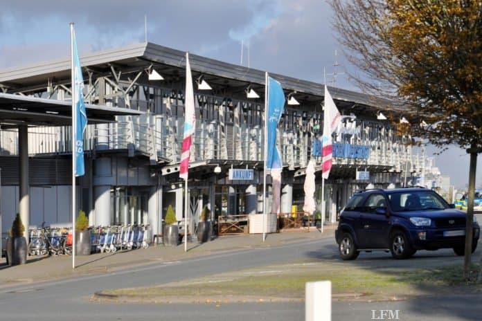 Der Paderborn-Lippstadt Airport: auch im Insolvenzverfahren rund um die Uhr geöffnet