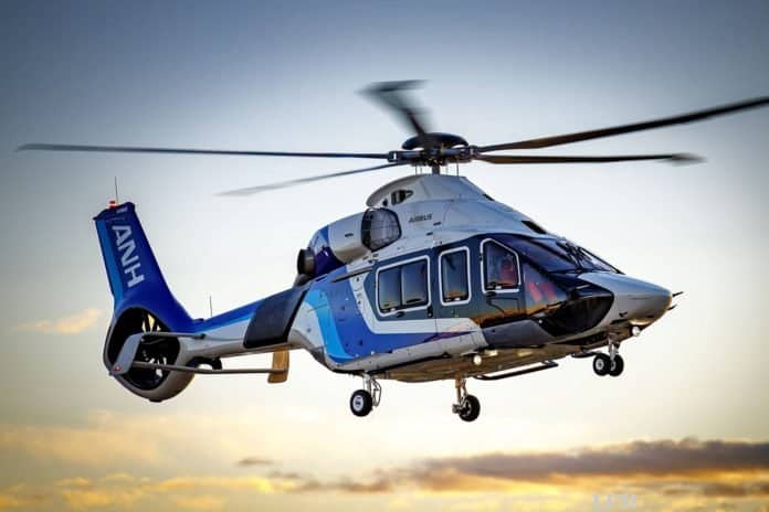 Airbus Helicopters H160 für All Nippon Helicopter (ANH)