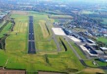 Dortmund Airport Luftaufnahme