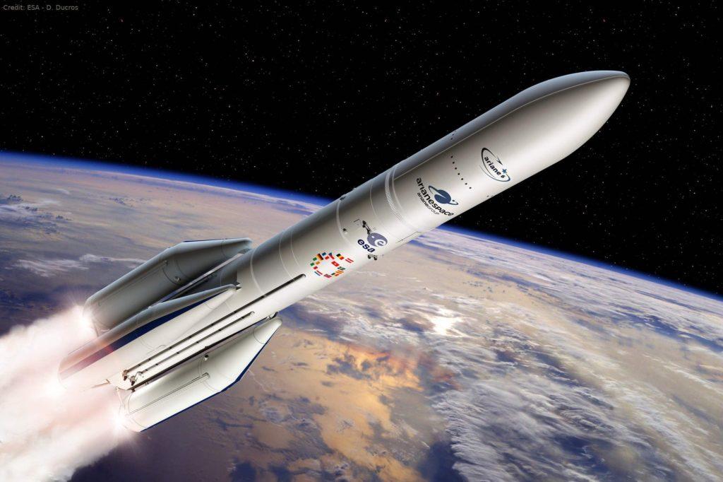 Ariane Rakete