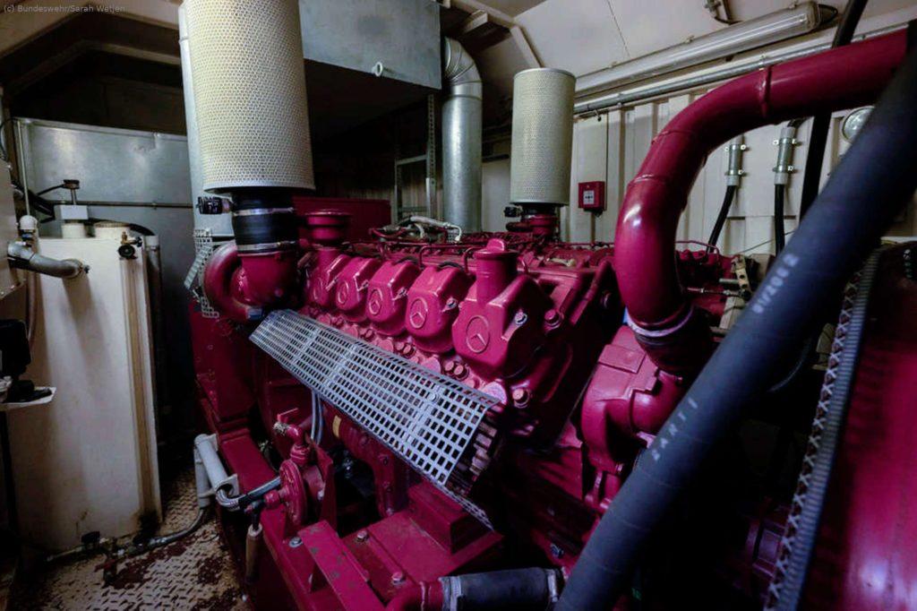 Luftwaffe produziert Flüssigsauerstoff LOX
