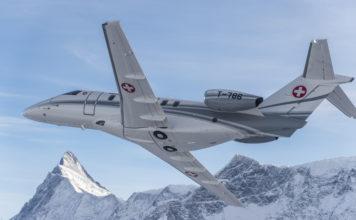 PC-24 Super Versatile Jet der Schweizer Luftwaffe