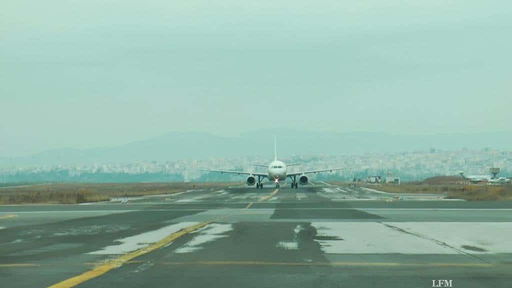 Verifizierung der am Flughafen Thessaloniki installierten GLASS-Station