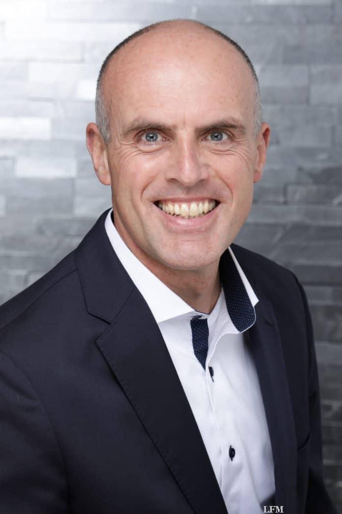 Matthias Spohr, Geschäftsführer von Lufthansa Aviation Training GmbH (LAT)