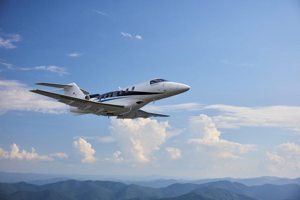 Pilatus PC-24 Super Versatile Jet