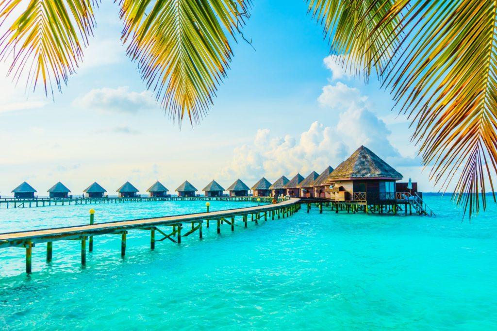 """Traumziel """"Malediven"""" mit gelockerten Einreisebeschränkungen"""