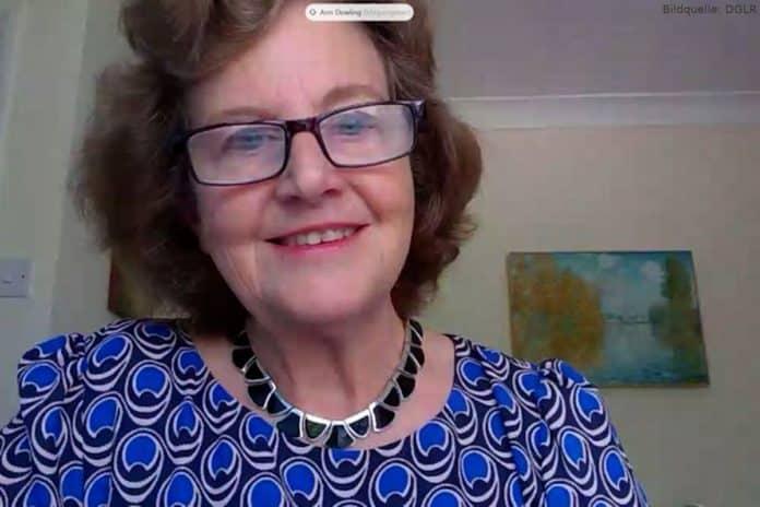 DGLR ehrt britische Forscherin Prof. Dame Ann Dowling