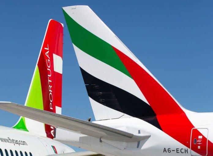 Emirates und TAP Air Portugal wollen Partnerschaft ausbauen