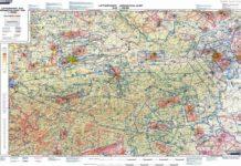 Digitale Luftfahrtkarte von Austro Control – ICAO 1:500.000
