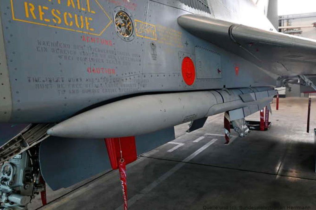 Eurofighter Rakete Meteor