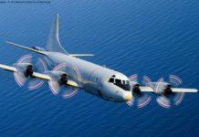 """Das """"fliegende Auge"""" in Dschibuti, der Seefernaufklärer vom Typ P-3C Orion"""