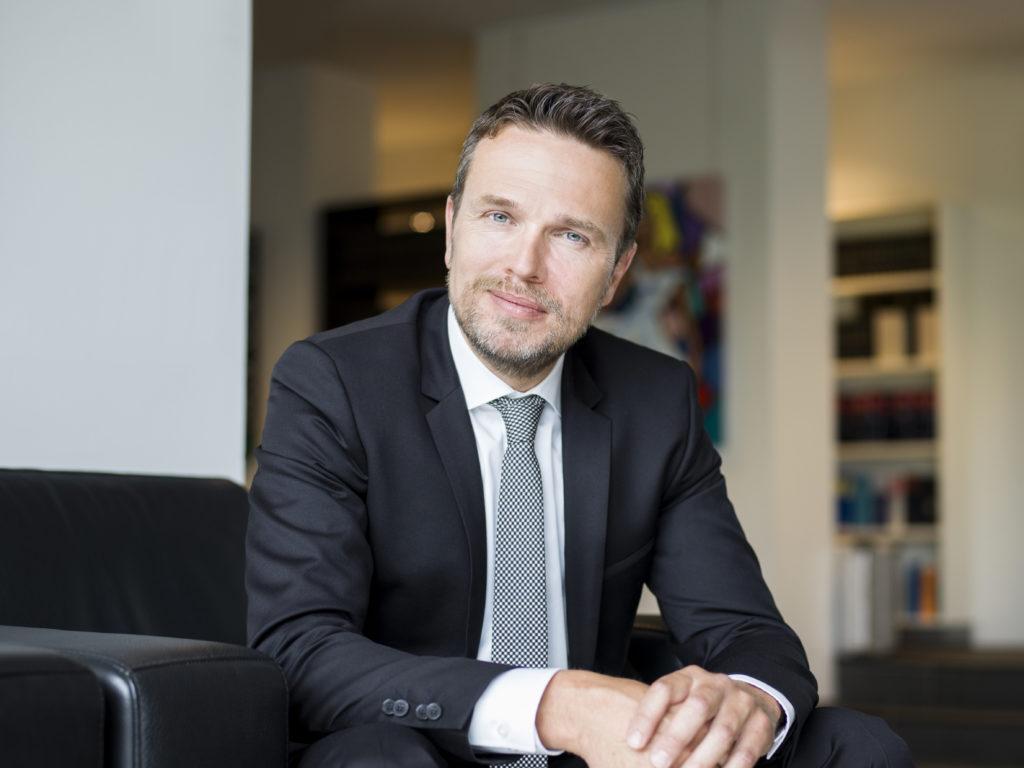 Dr. Yorck T. Streitbörger, Generalbevollmächtigter (Sanierungsgeschäftsführer) der Flughafen Paderborn/Lippstadt GmbH.