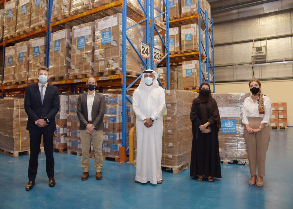 Emirates startet Luftbrücke nach Indien für den Transport dringend benötigter Hilfsgüter