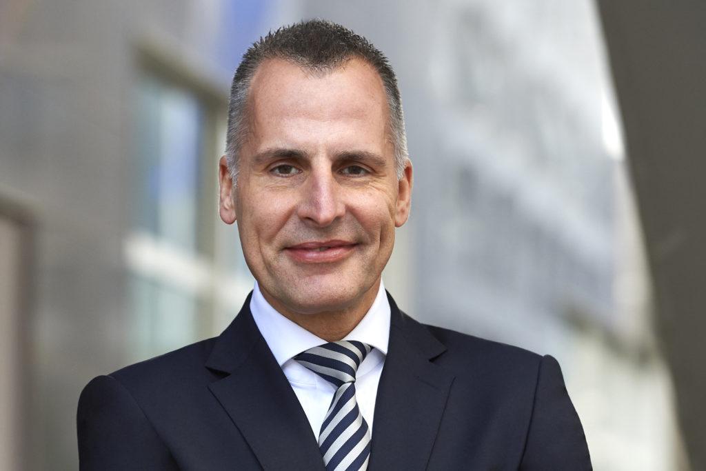 Stefan Meyer, Sachwalter der Flughafen Paderborn/Lippstadt GmbH während der nun beendeten Insolvenz in Eigenverwaltung.