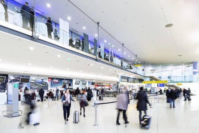 Flughafen Graz, Terminal