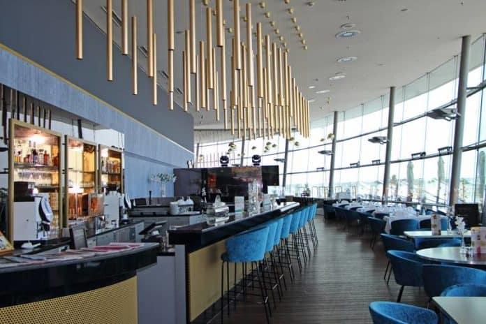 Restaurant Globetrotter am Flughafen Graz