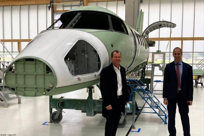 Ruag liefert weiter für Pilatus PC-7, PC-12 und PC-21