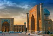 Air Astana fliegt nach Samarkand in Usbekistan