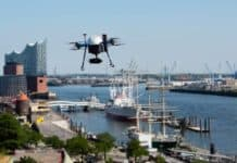 UAV Hamburg
