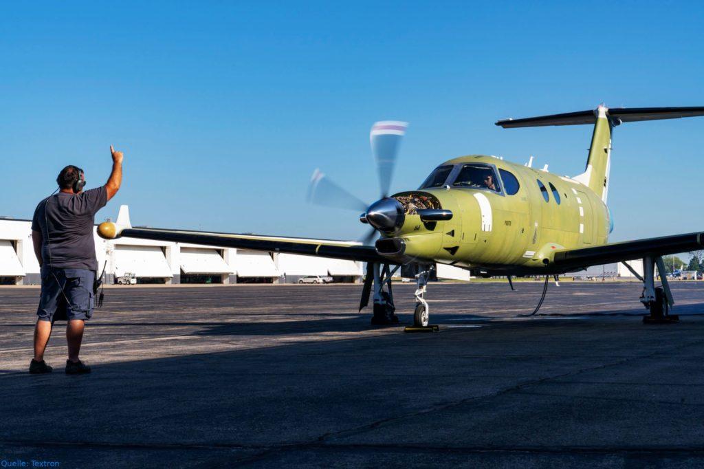 Prototyp Denali Beechcraft Turboprop
