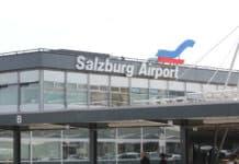 Terminal Salzburg Airport