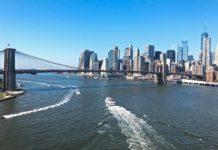 Brooklyn-Bridge New York City